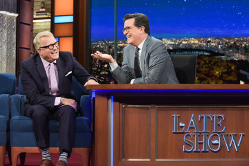 "Drew Carey CBS's ""The Late Show with Stephen Colbert"" - Season Two"