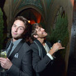 Drew Chadwick Vanity Fair and FIAT Young Hollywood Celebration - Inside