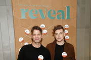 Nate Berkus and Jeremiah Brent celebrate the premier Issue of New Meredith Corporation's lifestyle publication Reveal at Meredith, INC on January 09, 2020 in New York City.