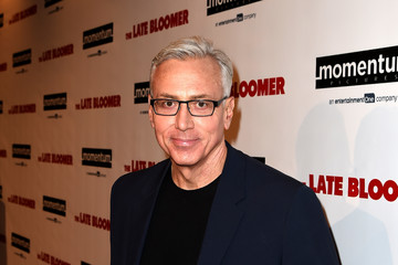 Drew Pinsky Premiere of Momentum Pictures' 'The Late Bloomer' - Red Carpet
