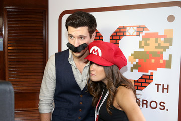 Drew Roy The Nintendo Lounge on the TV Guide Magazine Yacht - Day 2 - Comic-Con International 2015