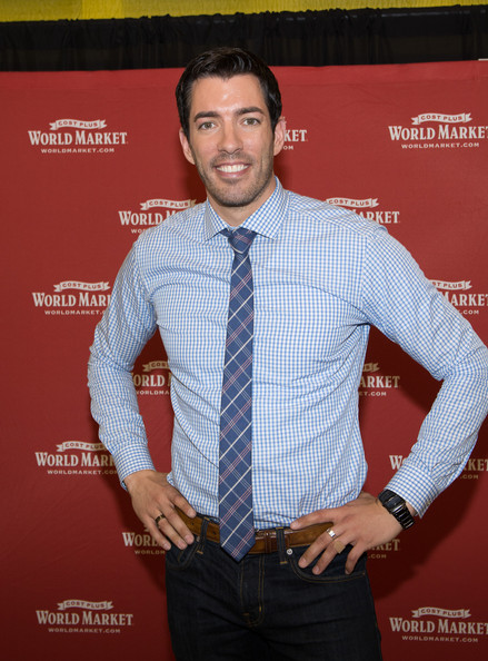 cost plus world market celebrates with jonathan u0026 drew scott hosts of property brothers - Drew Scott