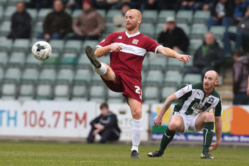 Drew Talbot Plymouth Argyle v Northampton Town - Sky Bet League Two
