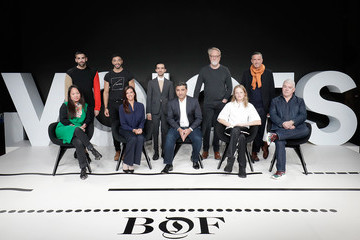 Dries Van Noten Imran Amed The Business of Fashion Presents VOICES 2017 - Day 1