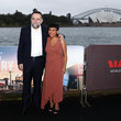 Miranda Tapsell and Robert Connelly