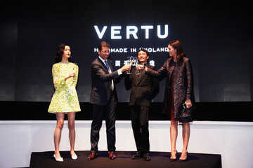 Du Juan Vertu Aster Launch in Shanghai
