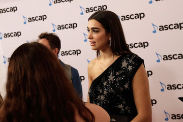 Dua Lipa ASCAP Awards London 2017