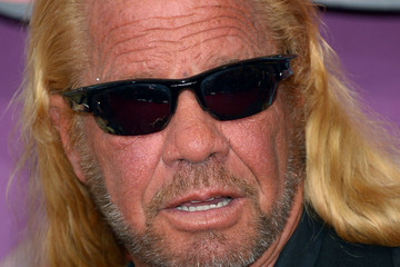 Duane Chapman Arrivals at the CMT Music Awards