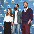 Duane Hopkins 'Bypass' Photo Call in Venice