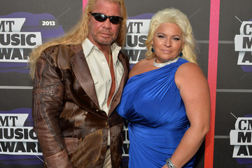 Duane Lee Chapman Arrivals at the CMT Music Awards