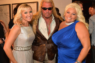 Duane Lee Chapman Backstage at the CMT Music Awards