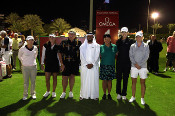 Carling Coffing Dubai Ladies Masters - Day One