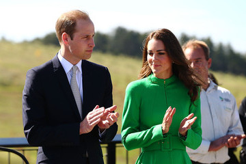 Duchess of Cambridge and Prince William Prince William and Kate Middleton in Canberra — Part 7