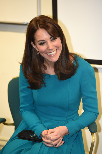 The Duchess of Cambridge Visits Action on Addiction