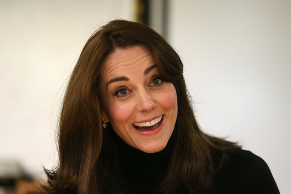 The Duchess of Cambridge Visits Edinburgh