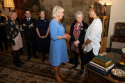 The Duchess Of Cornwall Undertakes Literacy Engagements In London