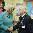 Duchess of Cornwal Prince of Wales and the Duchess of Cornwall's Irish Trip Day One