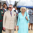 Duchess of Cornwal The Prince Of Wales And Duchess Of Cornwall Visit St. Kitts And Nevis