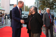 The Duke Of Cambridge Attends 'They Shall Not Grow Old' World Premiere