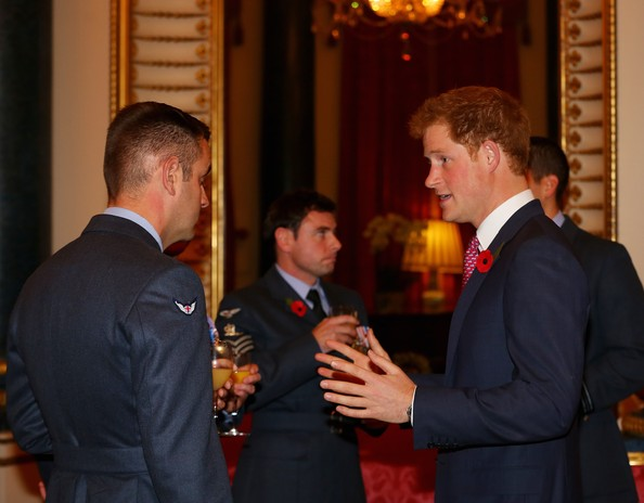 British Princes Host the Recovery Pathway Reception