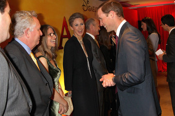 Alix Tidmarsh The Duke And Duchess Of Cambridge Attend African Cats - UK Premiere in Aid of Tusk