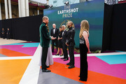 The Duke And Duchess Of Cambridge Attend The London 2021 Earthshot Prize Awards Ceremony