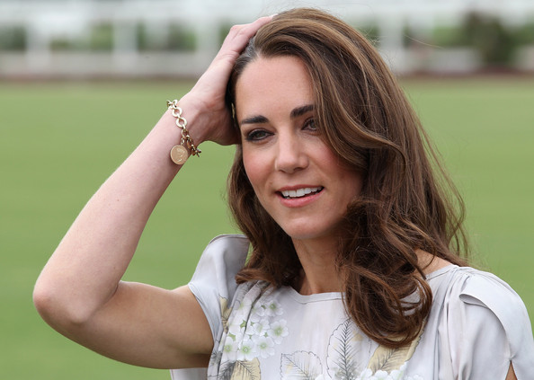 The Duke and Duchess of Cambridge Attend A Polo Match for Foundation for Prince William & Prince Harry