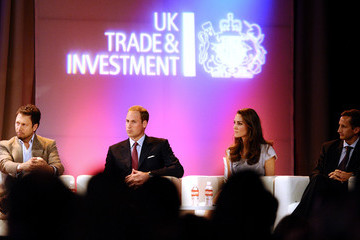 Chad Troutwine The Duke And Duchess Of Cambridge Canadian Tour - Day 9