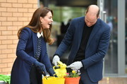 The Duke And Duchess Of Cambridge Carry Out Engagements In Wolverhampton
