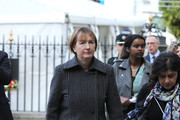 Harriet Harman MP attends Service of Hope at Westminster Abbey on April 5,2017 in London, United Kingdom. The multi-faith Service of Hope was held for the four people killed when Khalid Masood committed an act of terror in Westminster on Wednesday March 22. Survivors, bereaved families and members of the emergency services joined The Duke and Duchess of Cambridge, Prince Harry, the Home Secretary, Amber Rudd and London Mayor, Sadiq Khan, in the congregation.
