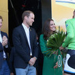 Prince William and Marcel Kittel