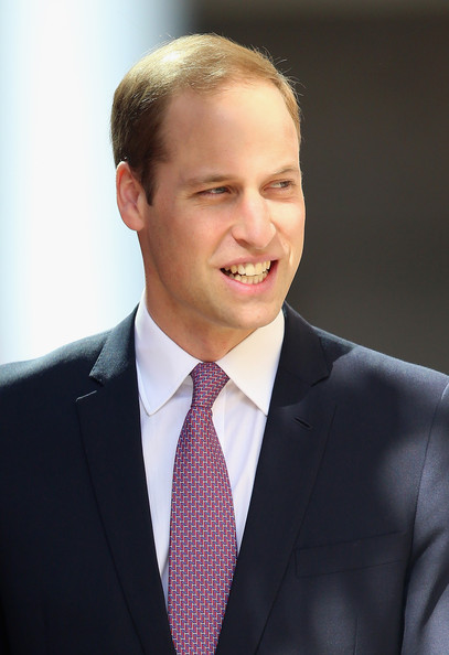 Prince William, Duke of Cambridge arrives at St Andrew's Cathedral for Easter Sunday Service on April 20, 2014 in Sydney, Australia. The Duke and Duchess of Cambridge are on a three-week tour of Australia and New Zealand, the first official trip overseas with their son, Prince George of Cambridge.