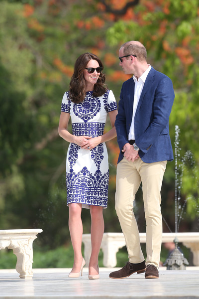 The Duke and Duchess Of Cambridge Visit India and Bhutan - Day 7