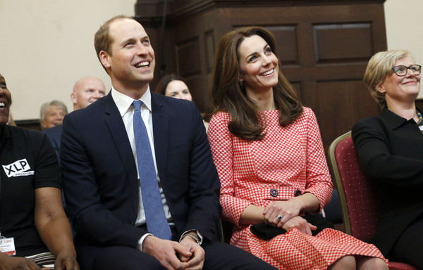 The Duke And Duchess Of Cambridge Visit XLP