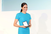 Meghan, Duchess of Sussex announces an award during the annual Endeavour Fund Awards at Mansion House on March 5, 2020 in London, England. Their Royal Highnesses will celebrate the achievements of wounded, injured and sick servicemen and women who have taken part in remarkable sporting and adventure challenges over the last year.