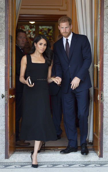 The Duke And Duchess Of Sussex Visit Ireland - 62 of 391