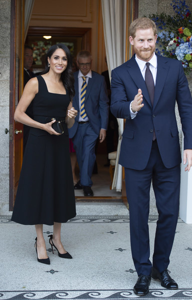 The Duke And Duchess Of Sussex Visit Ireland - 60 of 391
