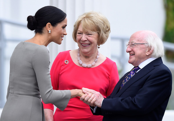 The Duke And Duchess Of Sussex Visit Ireland - 1 of 30
