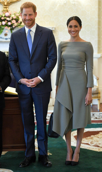The Duke And Duchess Of Sussex Visit Ireland - 212 of 391