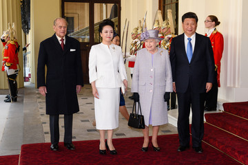 Duke of Edinburg State Visit of the President of the People's Republic of China - Day 2