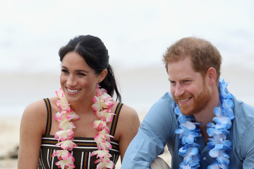 Duke of Sussex The Duke And Duchess Of Sussex Visit Australia - Day 4