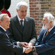Duke of Wellington The Prince of Wales and Duchess of Cornwall Attend the Opening Ceremony of Hougoumont Farm