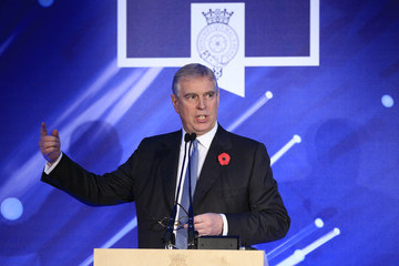 Duke of Yor Duke of York Hosts Pitch@Palace Event