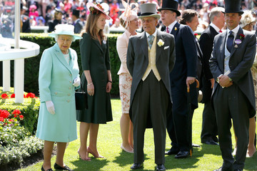 Duke of Yor Royal Ascot 2015 - Day 3