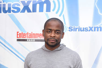 Dule Hill SiriusXM's Entertainment Weekly Radio Channel Broadcasts From Comic Con 2017 - Day 2