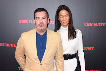 Duncan Sheik The New York Premiere of 'The Hateful Eight'