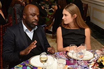 Duro Olowu Speaker And Sponsor Dinner - 2012 International Herald Tribune's Luxury Business Conference