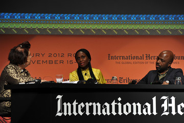 Duro Olowu 2012 International Herald Tribune's Luxury Business Conference - Day 2