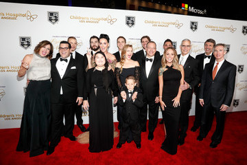 Dustin Brown Anze Kopitar 2016 Children's Hospital Los Angeles 'Once Upon a Time' Gala