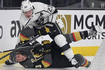 Dustin Brown Los Angeles Kings vs. Vegas Golden Knights - Game Two